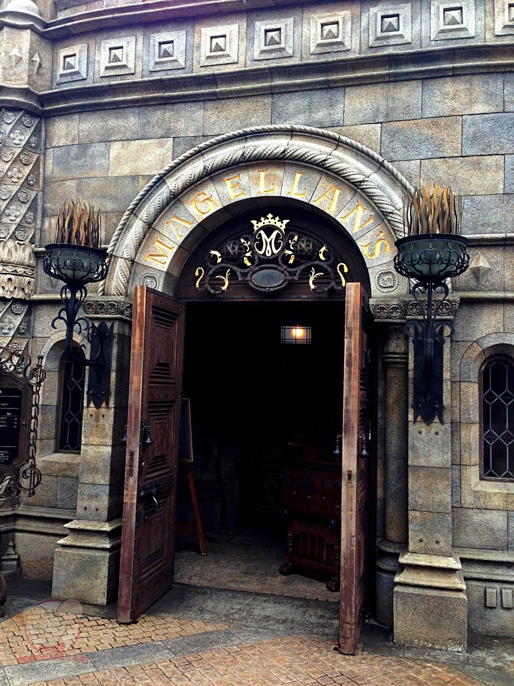 Magellan's in Tokyo Disneysea