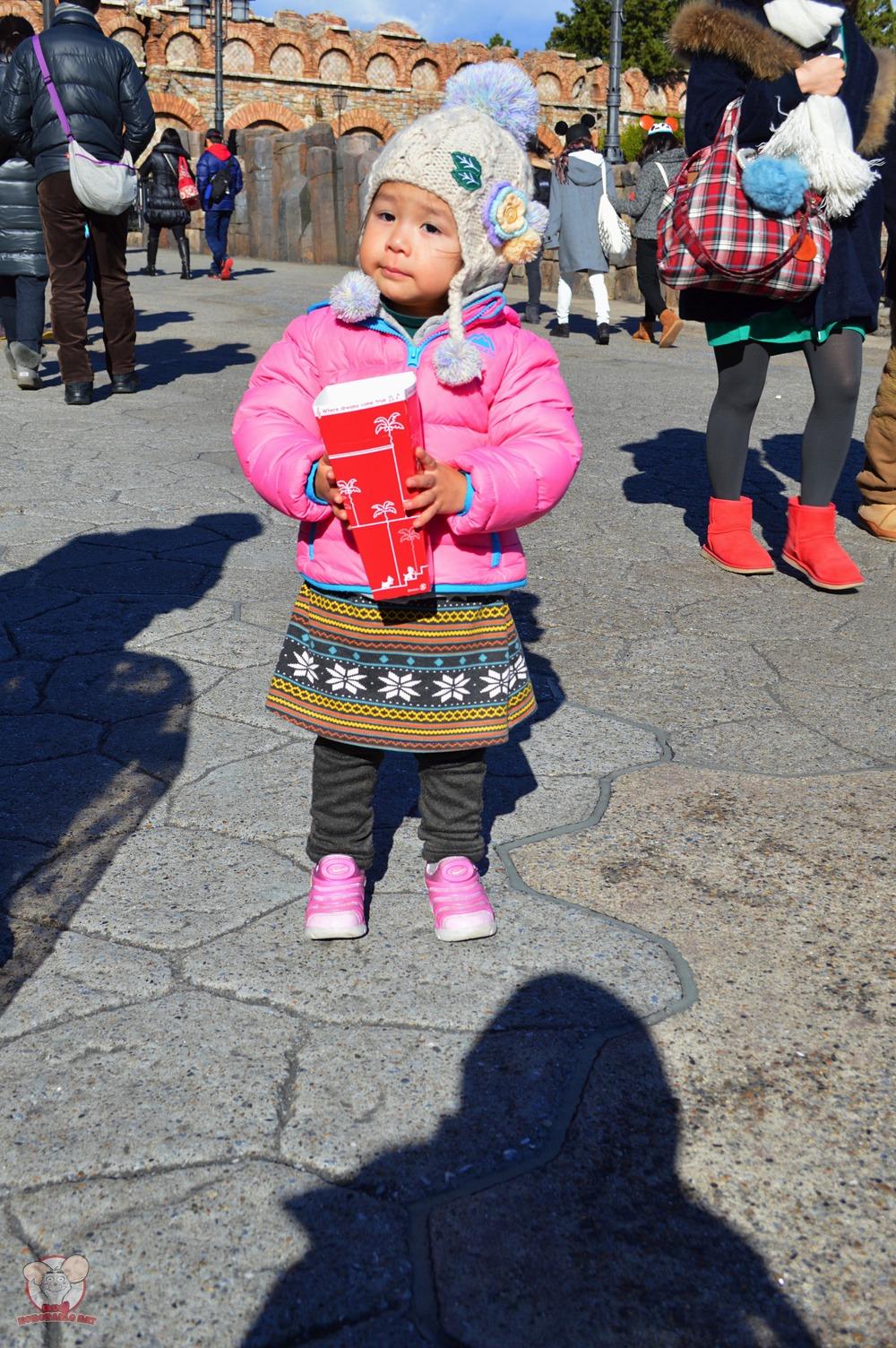 Little Mahina re-energized