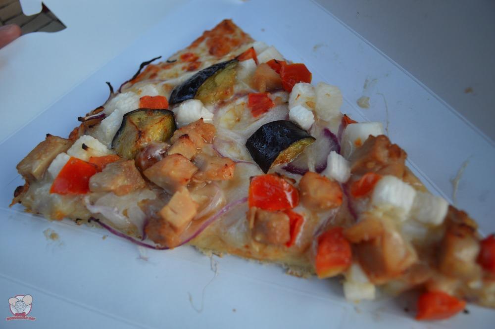 Special Pizza (Teriyaki Chicken Pizza)