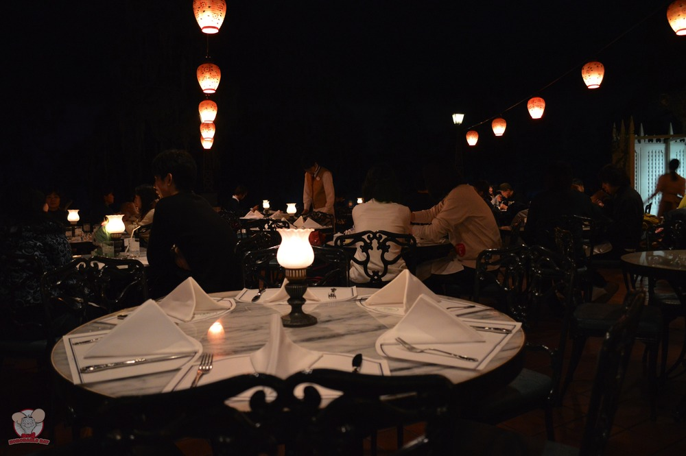 Blue Bayou Dining Table