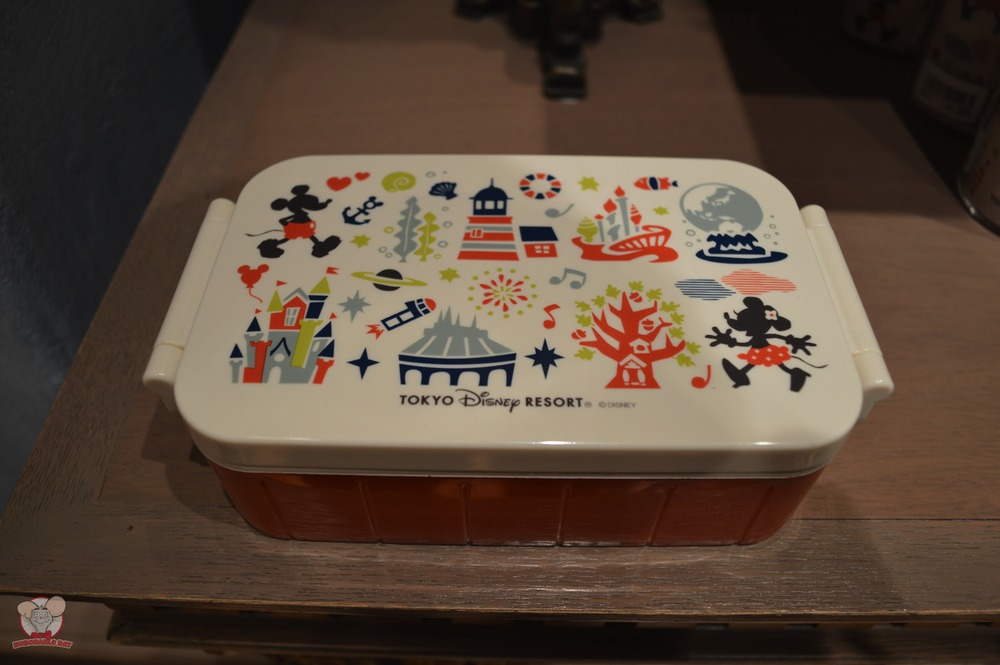 Tokyo Disney Resort Bento Box: 1,500 yen