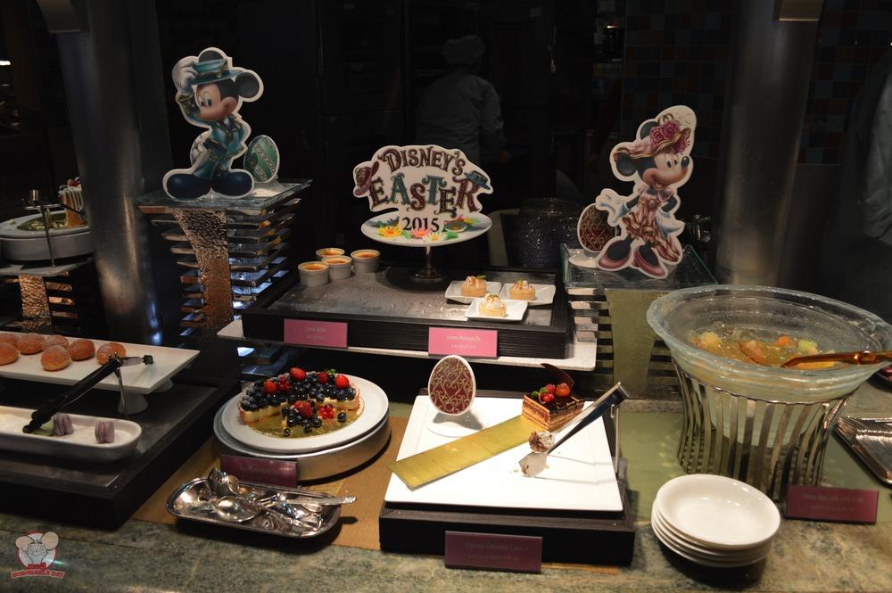 Disney's Easter 2015 Desserts