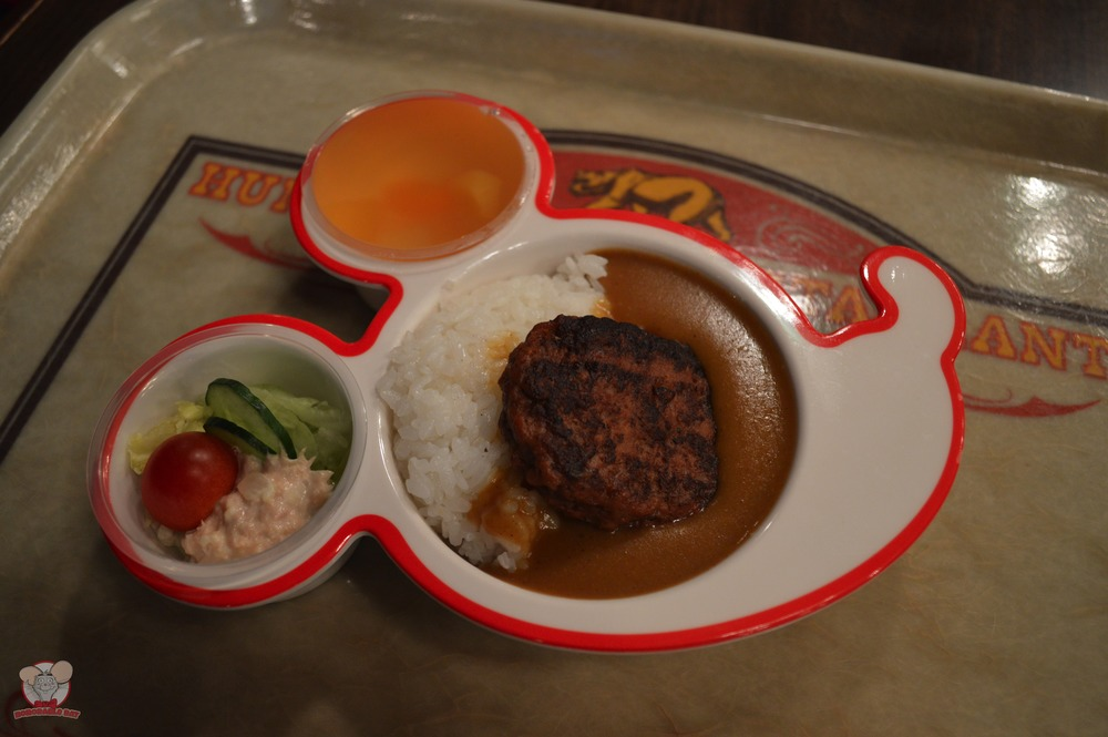 Little Hungry Bear Curry with Rice