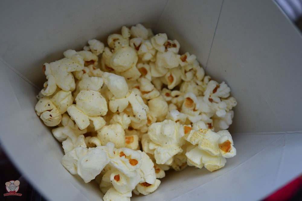 Black Pepper Popcorn