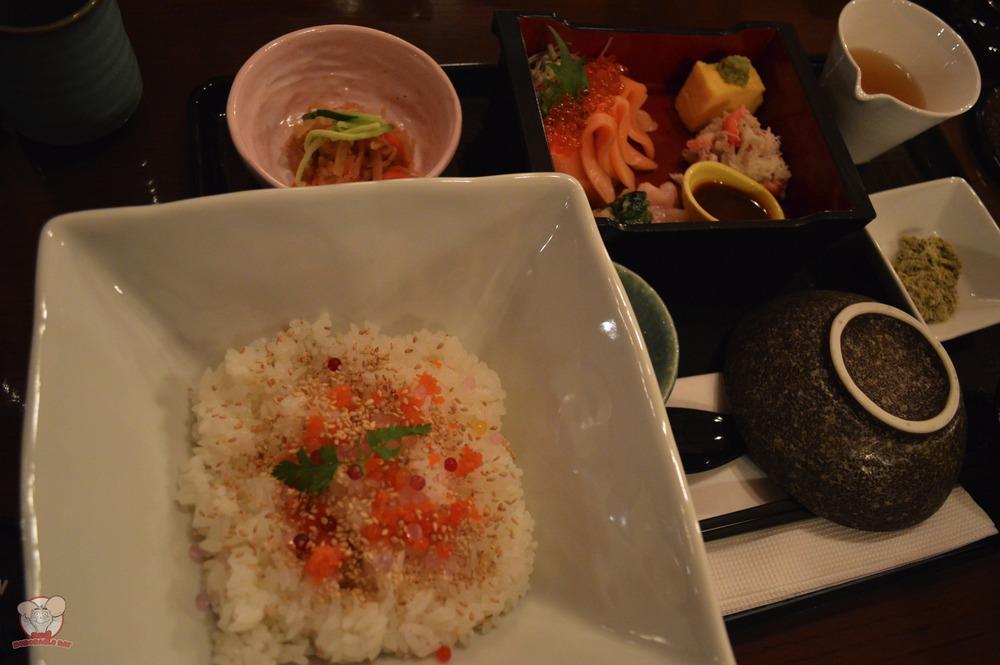 Seafood Mabushi-Zen