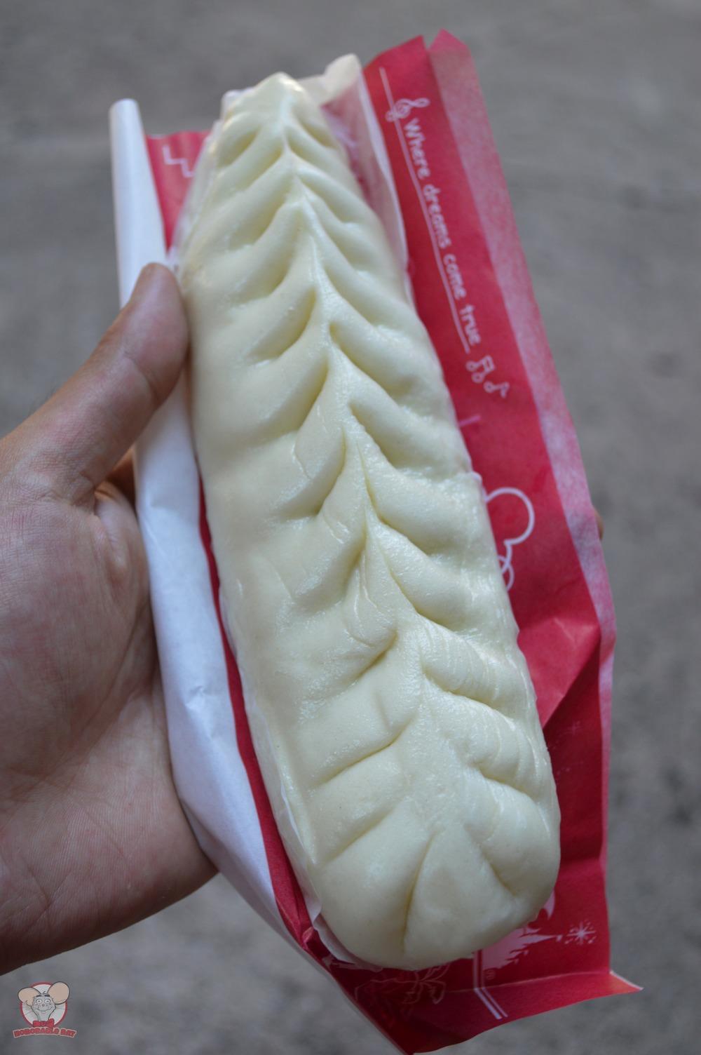 Gyoza Sausage Bun