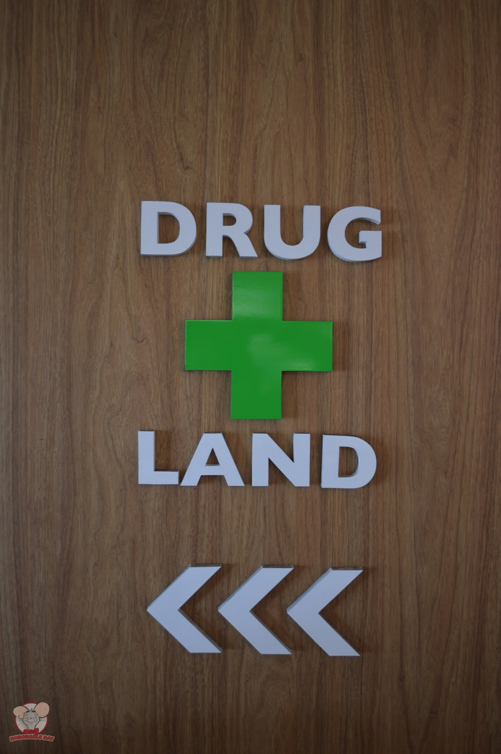 Welcome one and all to Drug Land