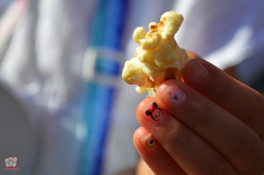 Milk Tea Popcorn