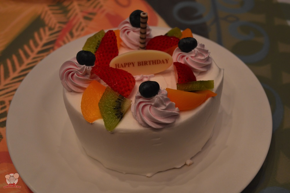 Whole Birthday Cake at Queen of Hearts Banquet Hall