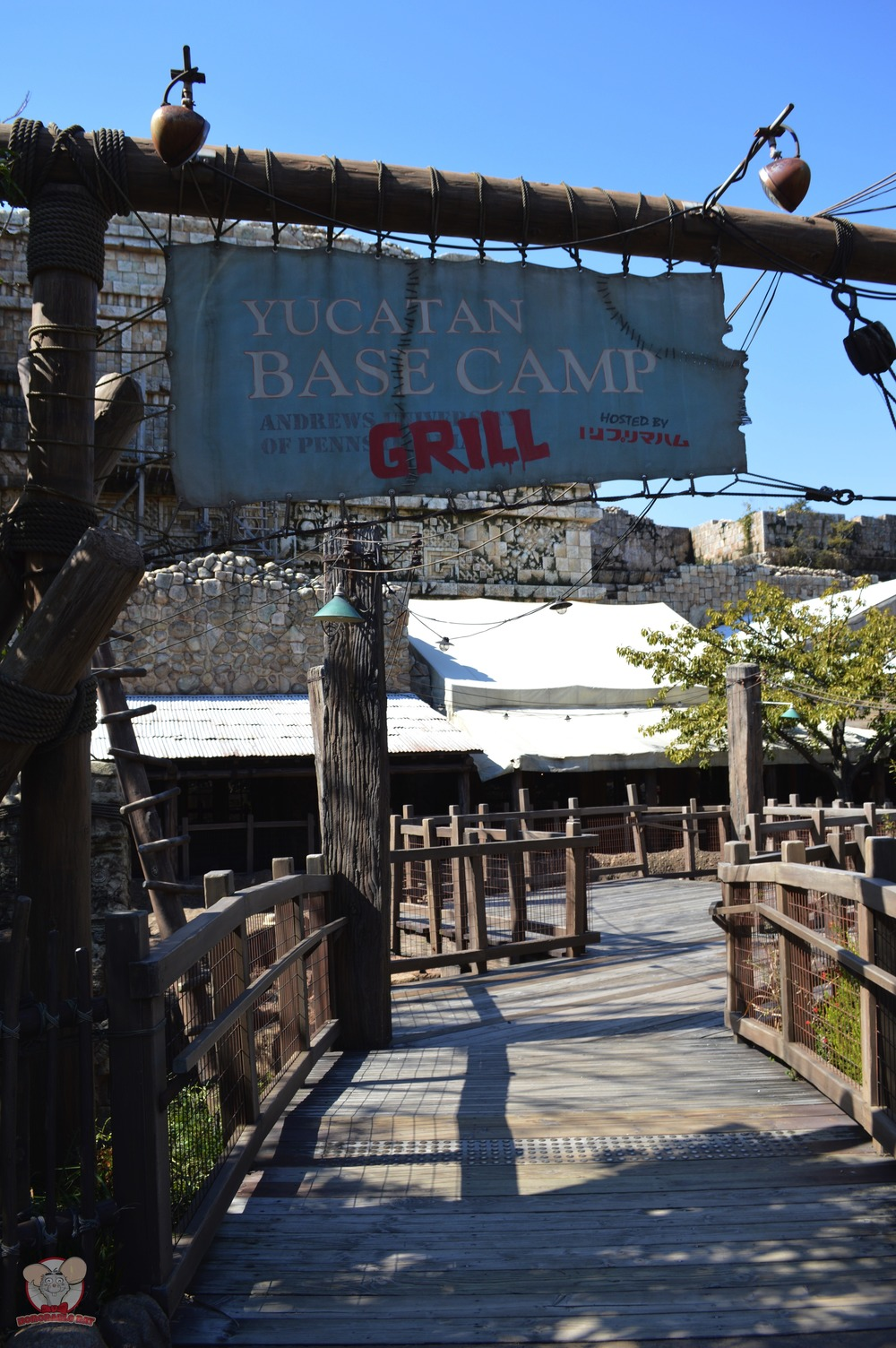 Yucatan Base Camp Grill