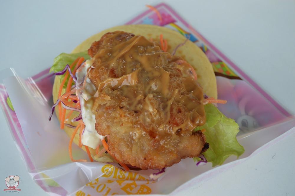 Inside the Pancake Sandwich
