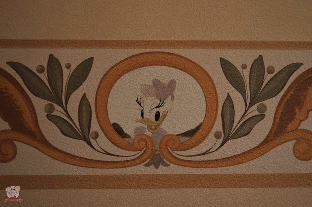 Daisy Mural (Bedding Area)