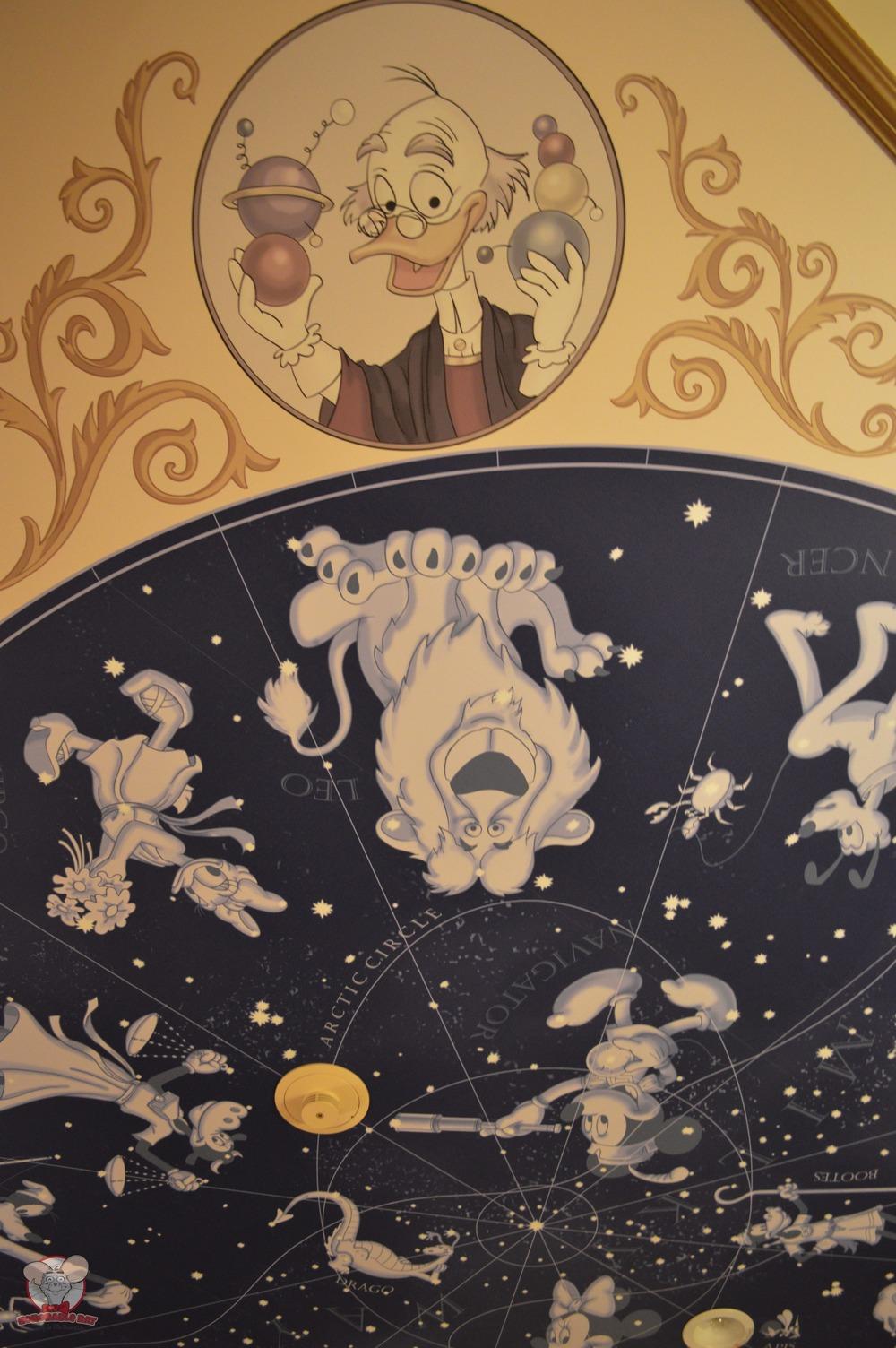 Ceiling Art (D)