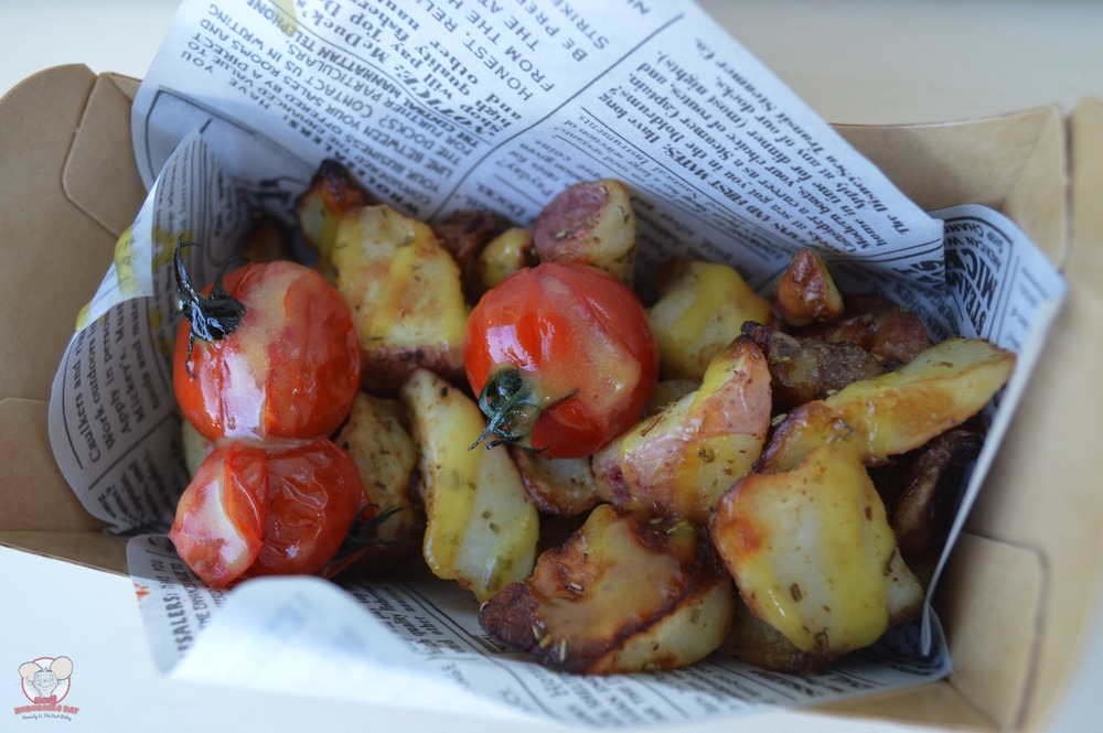 Baked Potatoes (Honey Mustard)