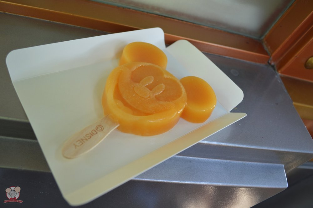 Mickey Ice Bar (Tropical Fruit)