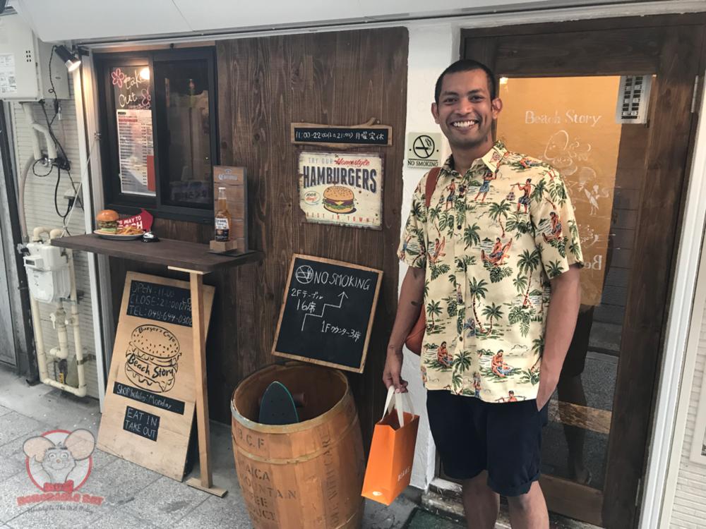 Say hello to Nasrul Ekram, connoisseur food hunter extraordinaire