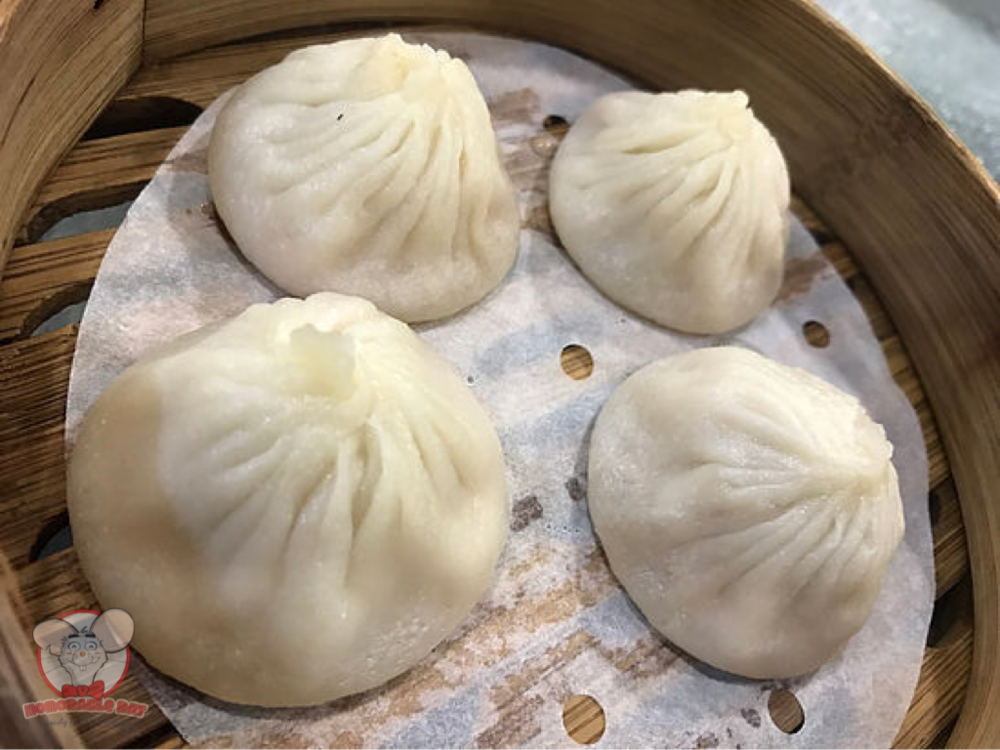 Steamed Shanghai Xiao Long Bao