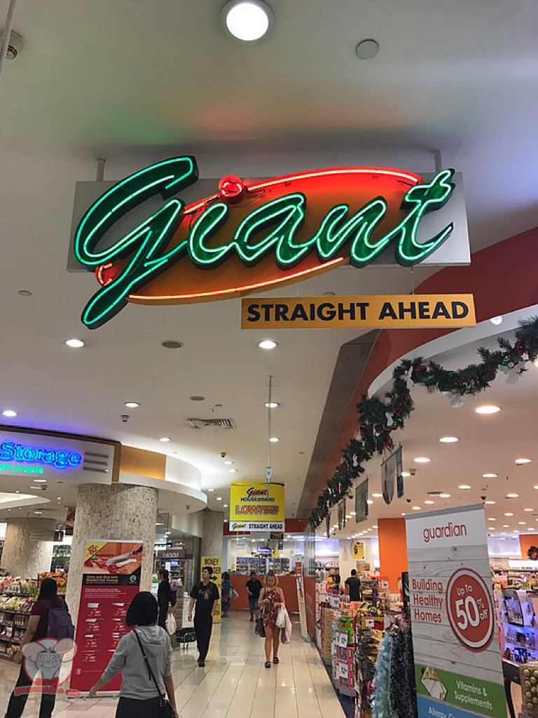 My favorite supermarket in Singapore