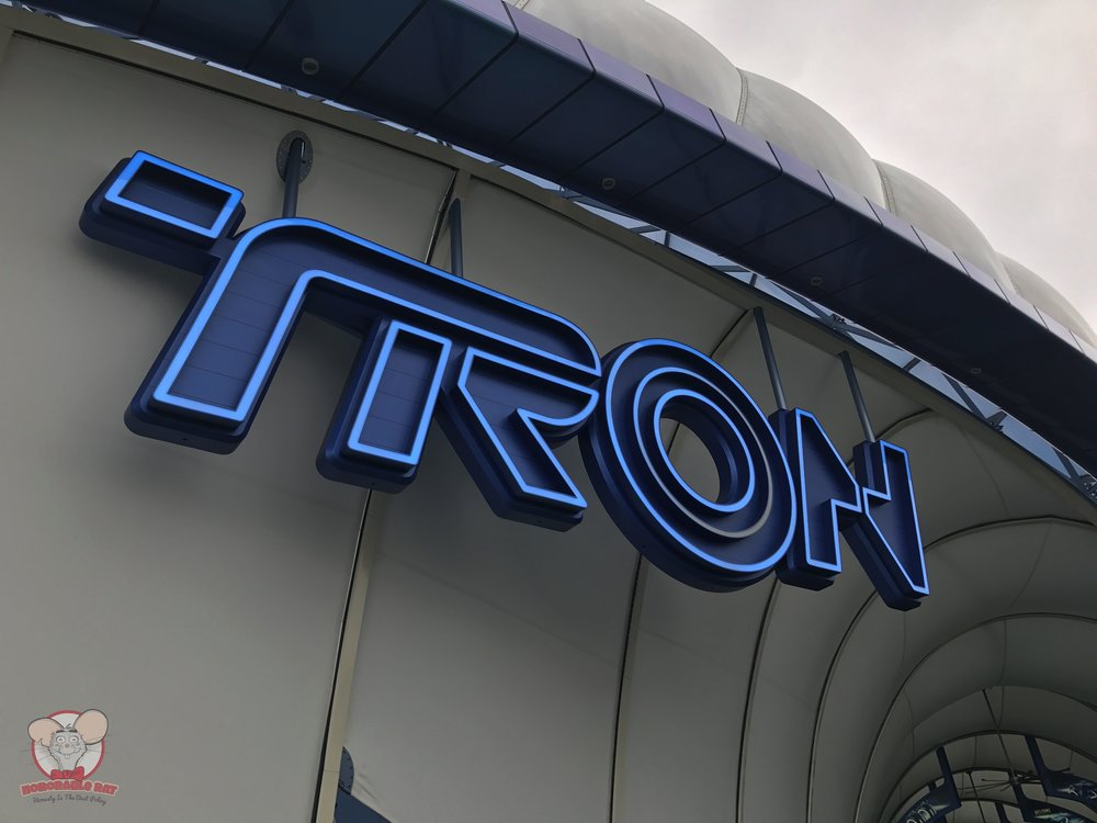 and next up... Tron