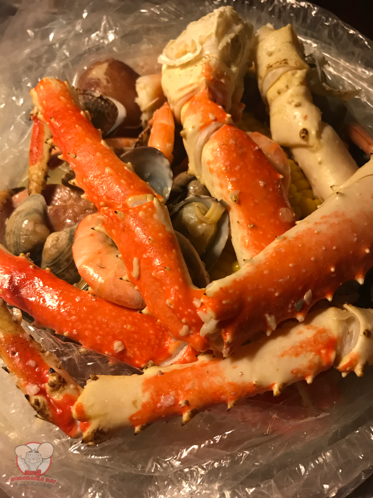King Crab Legs' Combo