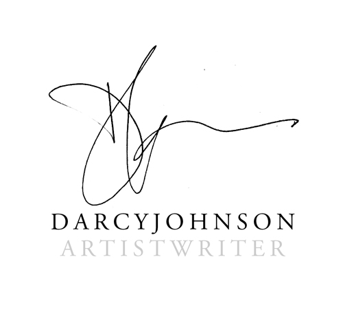 DARCY JOHNSON ARTIST WRITER