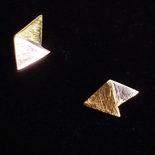 Geo Form No. 1 Earrings