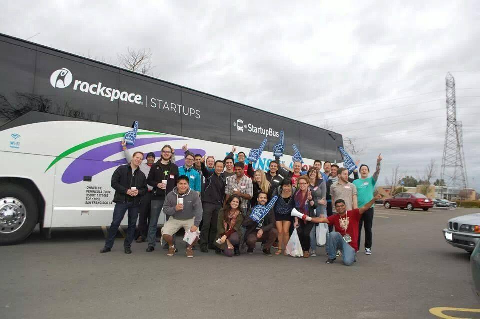 Startubus SF 2014