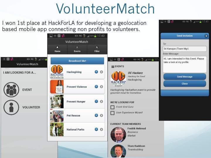 VolunteerMatch
