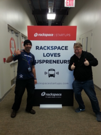 This is Robert Scoble, Scoble is the Rackspace Startup Liaison Officer, helping small teams have a huge impact with cloud computing technology. He's a geek who grew up in Silicon Valley and since 1985 he has been building online communities. Robert travels the globe studying and making media about world changing startups.