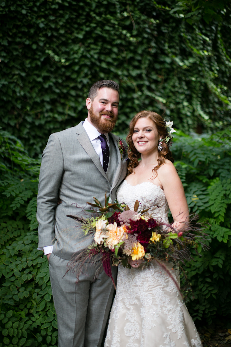 Erica & Bryan, October 2015 |Photographs by  Peach Plum Pear