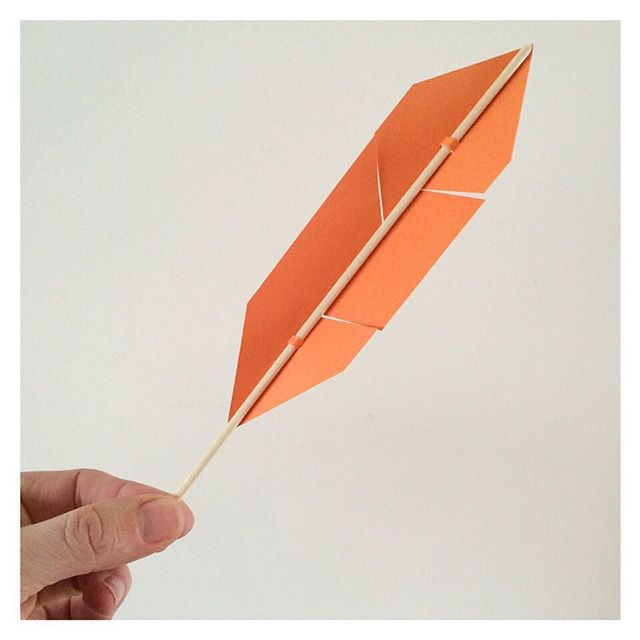birds of a #papercraft feather