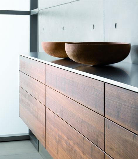 Eggersmann | Quartz & Walnut — Fabrica