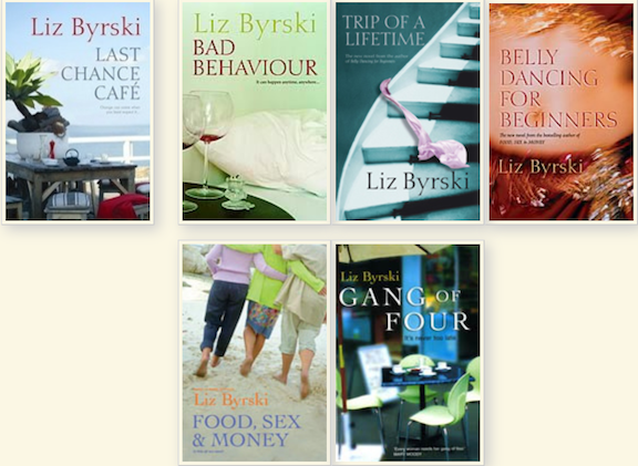 More fiction titles by Liz Byrski