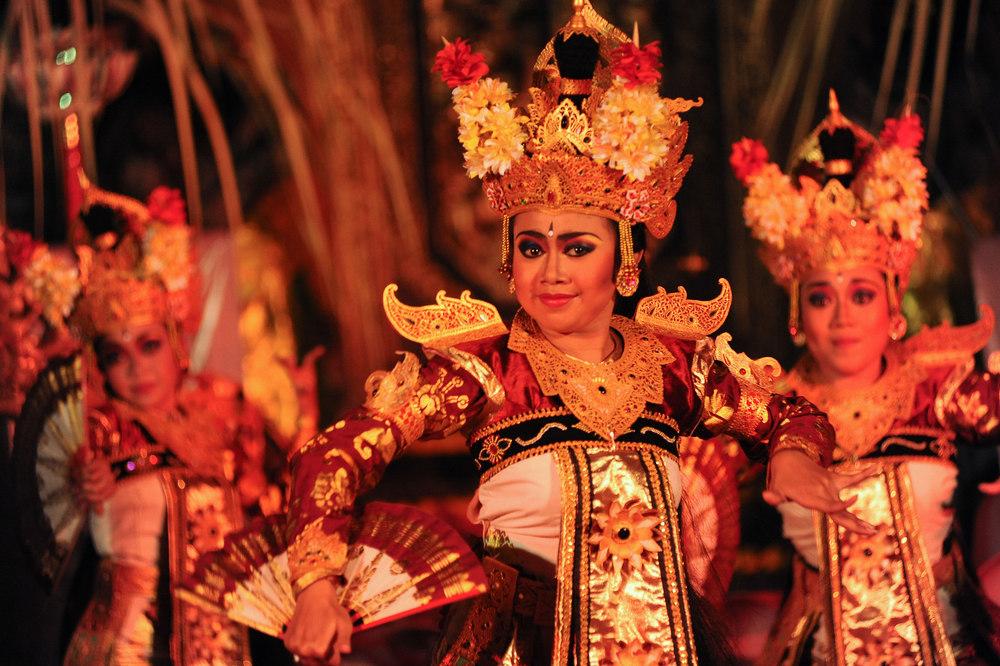 Credit: Anggara Mahendra. Gala Opening at Puri Ubud