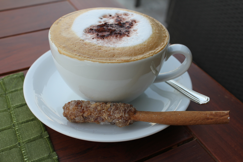 MMMm a decent coffee served with sugar on the side, approved by this Melbourne girl.  Pic: Kirsty Manning-Wilcox