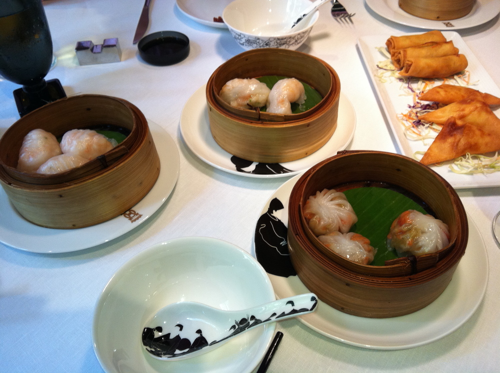 Make sure you book in advance for a cheap offer of Dim Sum. Pic: Kirsty Manning-Wilcox