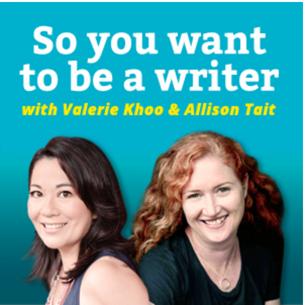 Best Podcast ever! http://www.writerscentre.com.au/blog/