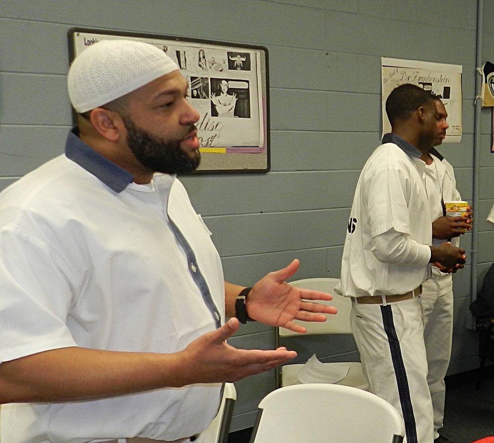 Phillips State Prison Classroom