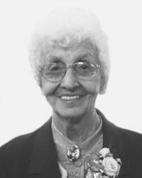 Meredythe A. Scheflen Malone University Missionary, Educator ‡