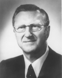 Ralph S. Locher Bluffton University Retired Justice Ohio Supreme Court ‡