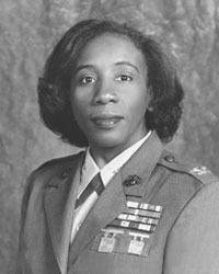 Gilda A. Jackson Ohio Dominican University Colonel, U.S. Marine Corps