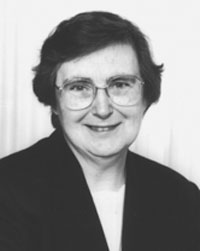 Sister Mary Marthe Reinhard Notre Dame College Educator ‡