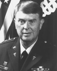 Frank F. Ledford, Jr. University of Dayton Retired Surgeon General U.S. Army
