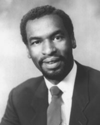 Rev. Floyd H. Flake Wilberforce University U.S. House of Representatives