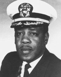 Benjamin T. Hacker  Wittenberg University Rear Admiral USN ‡