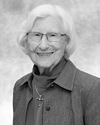 Lucille G. Ford  Emeritus Trustee, Past Dean and Provost Ashland University