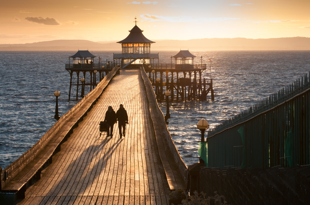 Evening Light - Clevedon Pier.jpg