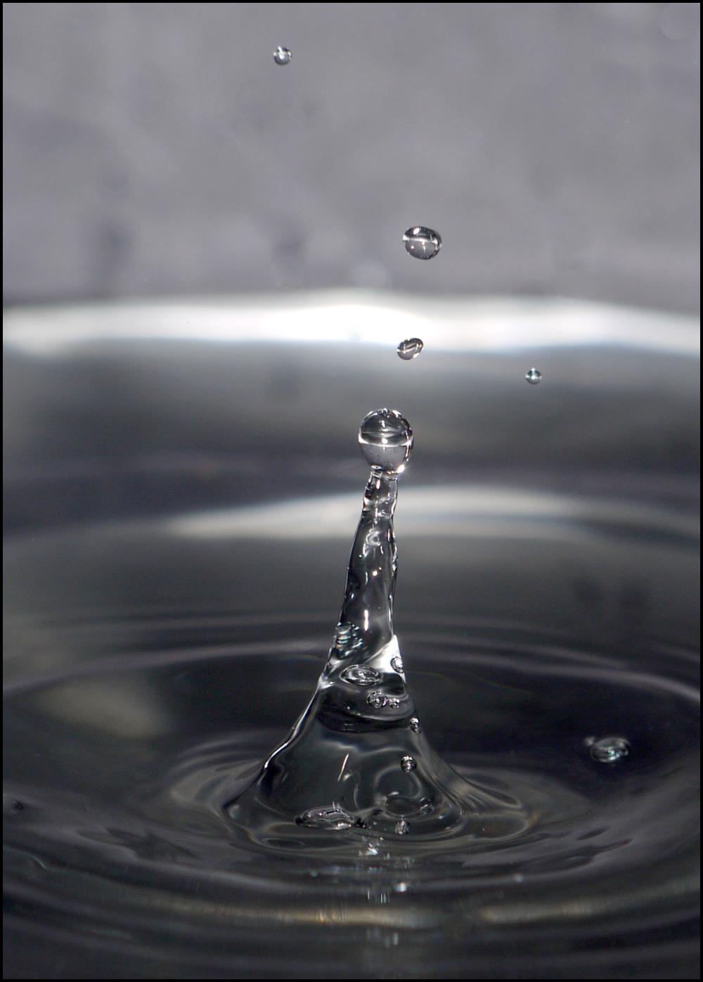 """Water Drop"" :: © Roger Mockridge :: All Rights Reserved"
