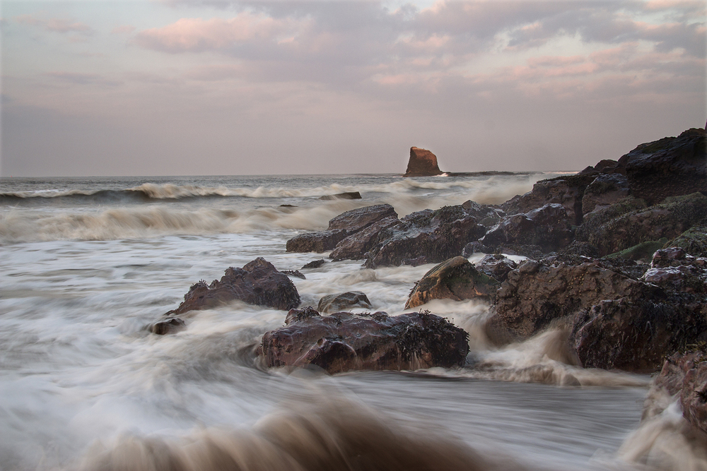 """Saltwick Bay"" :: © Alison Taylor :: All Rights Reserved"