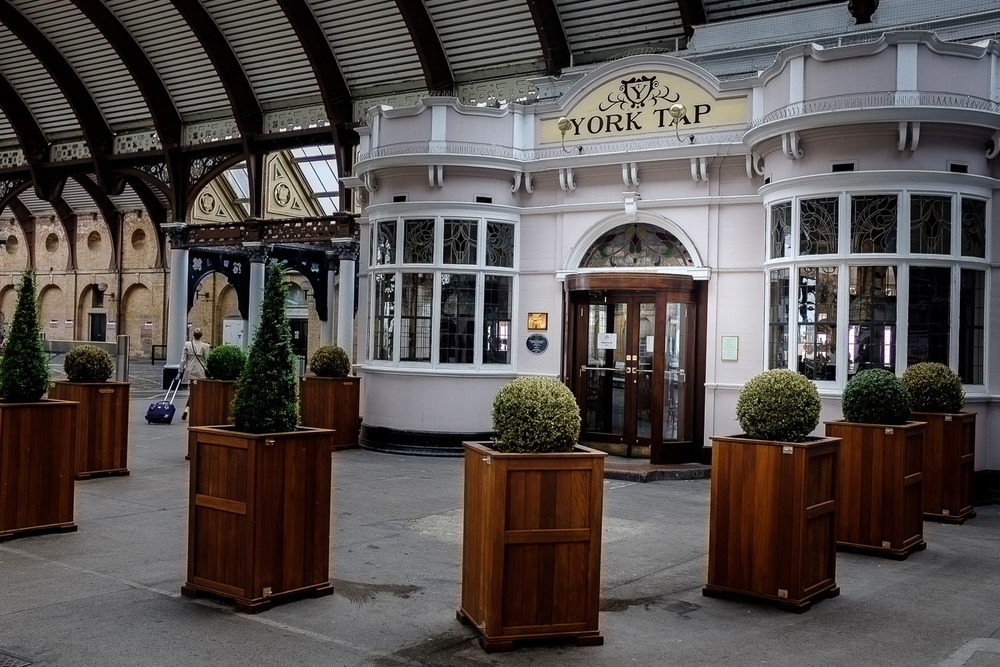 The York Tap Pub :: © Russell Watkins :: All Rights Reserved